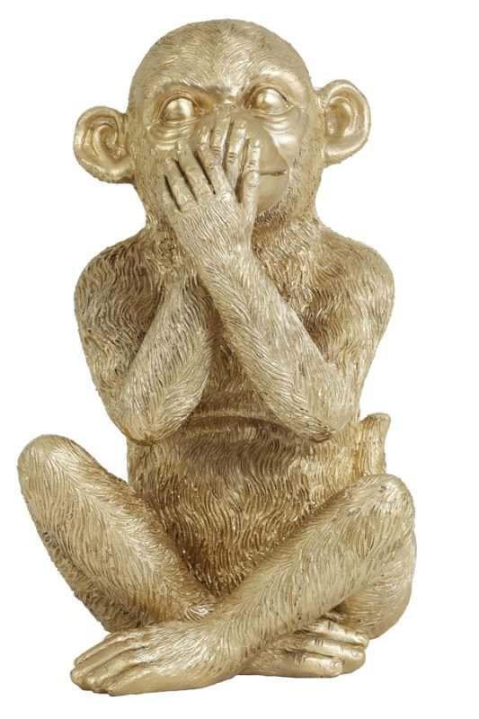 gouden aap