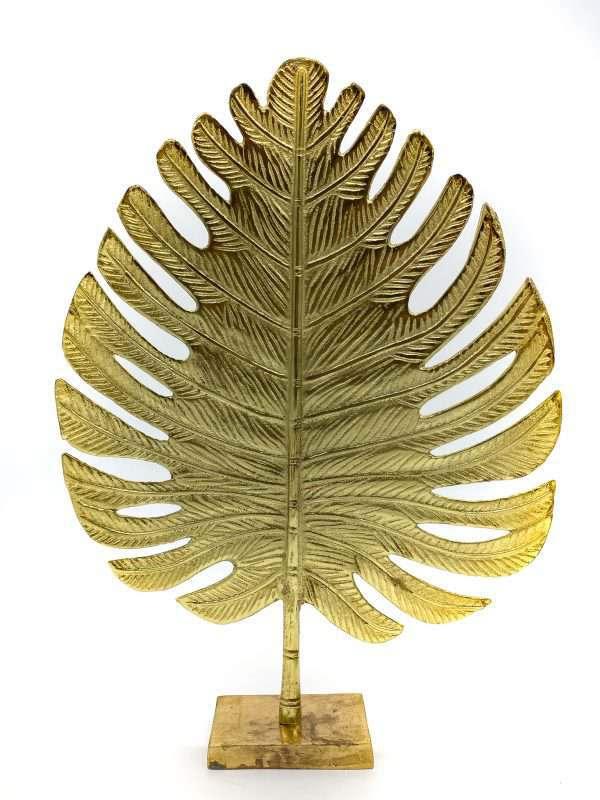 blad goud beeld