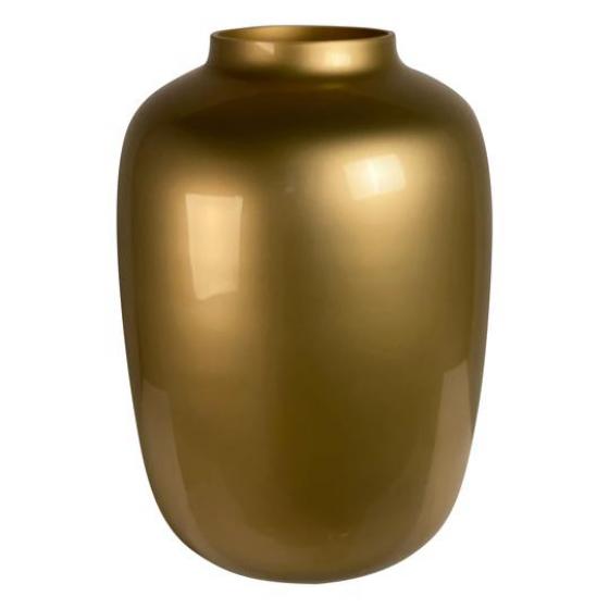 gouden vaas m