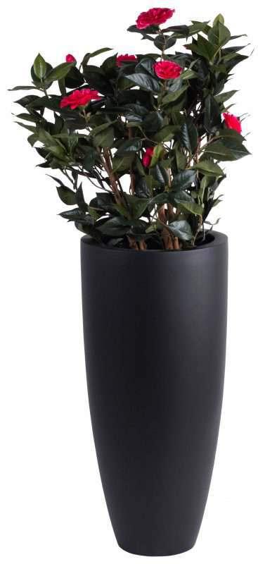 kenny-bloempot-100cm-zwart