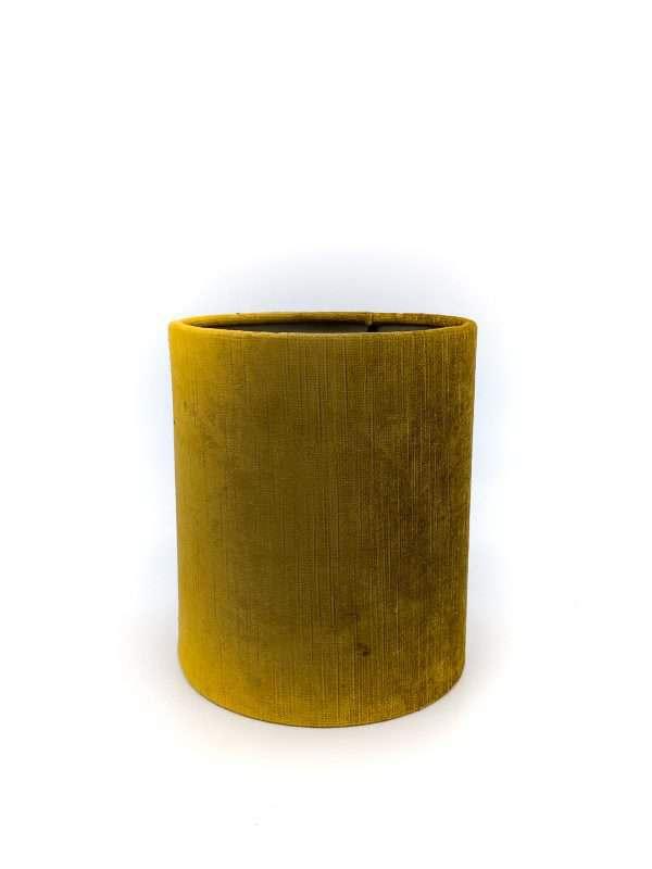 gele lampenkap
