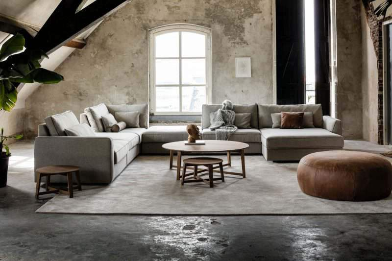 grote loungebank hoekbank