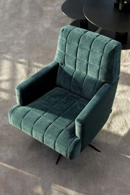 Hippe fauteuil Nico