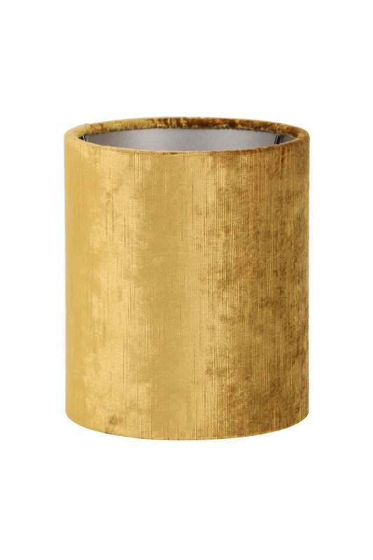 gouden lampenkap