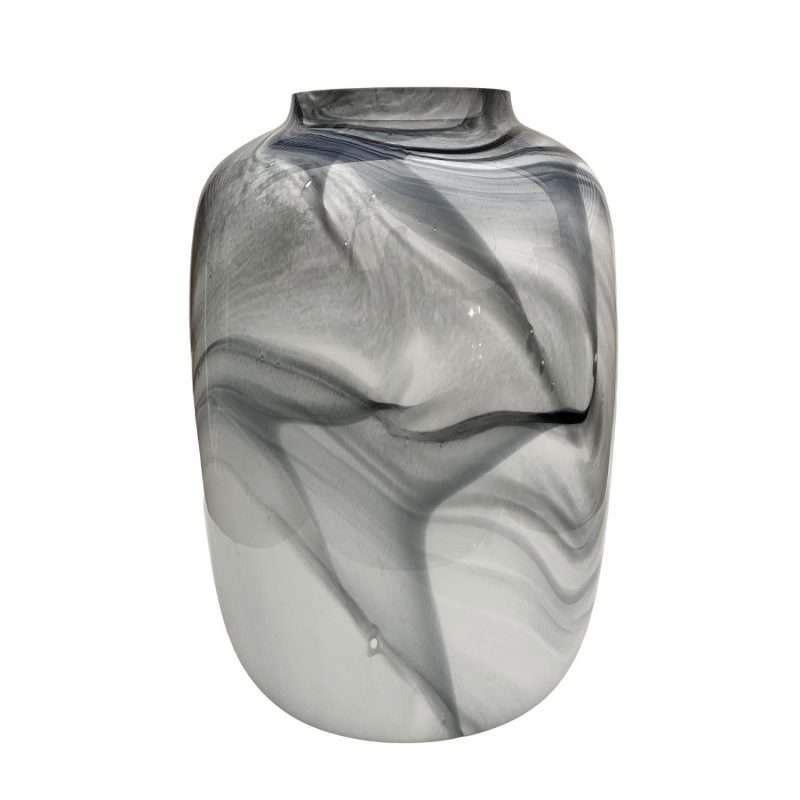 marmer kleur vaas