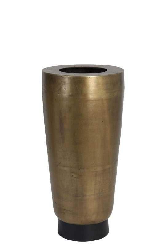 Grote gouden vaas
