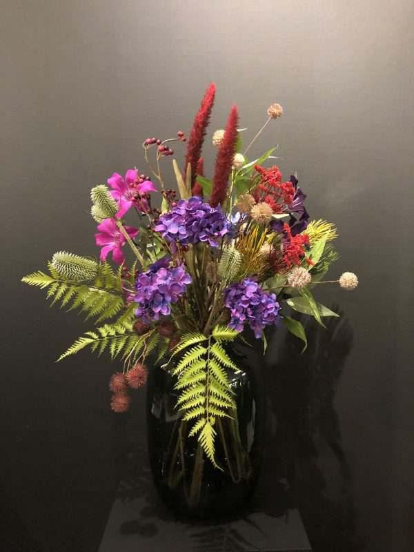 kunstbloemen boeket